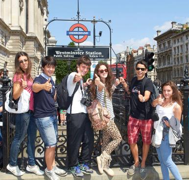 ESL Students in London